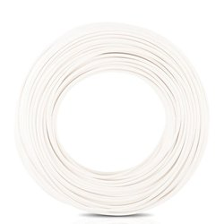 Cable THW Calibre 8 Blanco 100 m