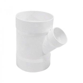 Yee PVC Sanitario 4 x 2 100 x 50 mm