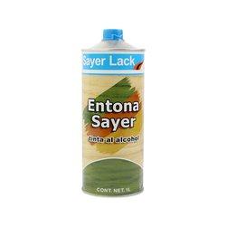 Tinta al Aceite Mancha Sayer Nogal Clásico 1 Lt