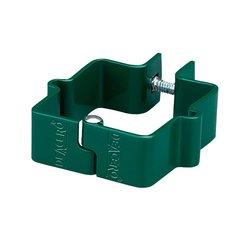 Abrazadera Reja DeAcero Verde Metálica