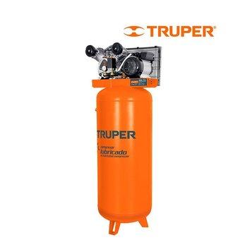 Compresor Banda Vertical Truper 240 Lt