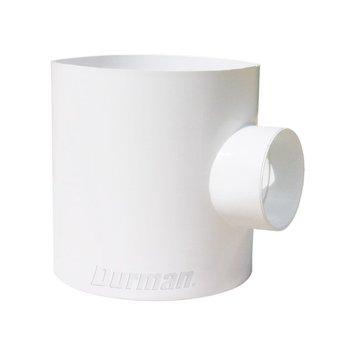 Tee PVC Sanitario 4 x 2 100 x 50 mm