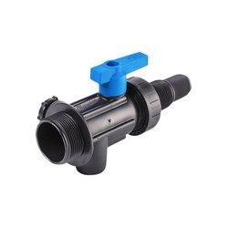 Multiconector Tinaco Válvula Unión 38 mm Rotoplas