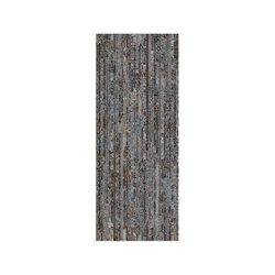 Muro Cerámico Escocia Gris Estructurado 30 x 90 cm