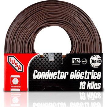 Cable Eléctrico ThW Calibre 12 Negro 100 m