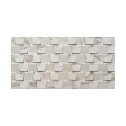 Fachaleta Nevica Foncer 30 x 60 cm Bianco