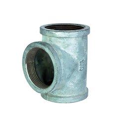 Tee Galvanizada 63 mm