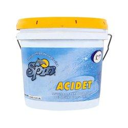 Ph - Acidet 6.5 kg Spin Químico Alberca