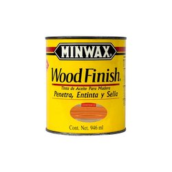 Mancha Aceite Wood Finish Minwax Maple Colonial 1 Lt