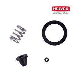 Kit Preventivo Helvex Fluxometro Manija Pedal