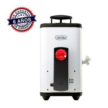 Calentador de Paso Rápida Recuperación Calorex Gas Lp 9 l