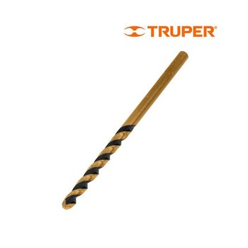 Broca Metal Truper ½ x 6 pulg