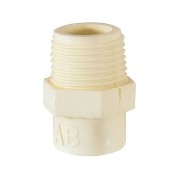 Conector CPVC Rosca Exterior 25 mm