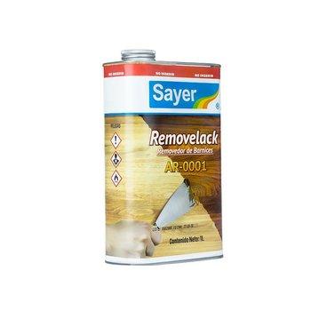 Removedor Pintura Sayer Lack AR-0001 1 Lt