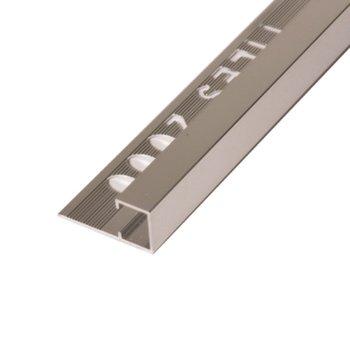 Uniperfil Alum Eruomultius Tiles 2000 12 mm x 2500 mm Plat Brill