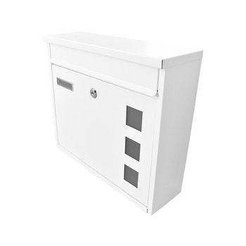 Buzón Handy Home Acero Galvanizado Blanco