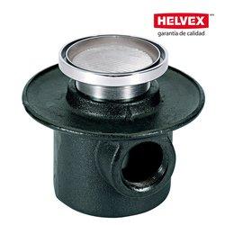 Coladera Helvex 1 Boca Redonda 282-HLI Cromo