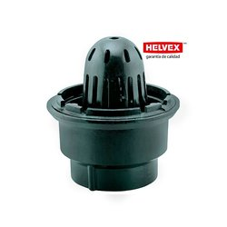 Coladera Cúpula para Azotea Helvex 444