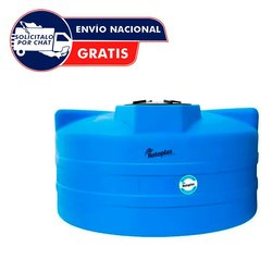 Cisterna Rotoplas Equipada 5000 l
