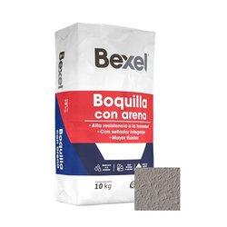 Boquilla con Arena Bexel Humo 10 kg