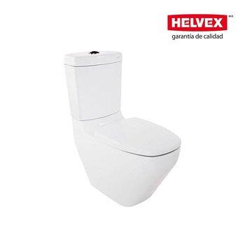 Sanitario 2 piezas WC Murano Blanco 4.8 l