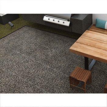 Piso Zen Daltile 60.5 x 60.5 cm Gray