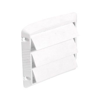 Rejilla Campana Ducto Ventilación Plástica Coflex