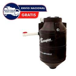 Biodigestor Rotoplas Autolimpiable 600 l