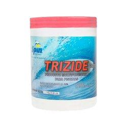 Triple Acción Trizide 1.1 kg Spin Químico Alberca
