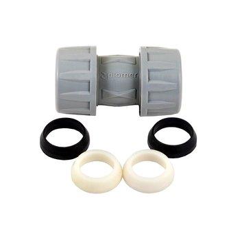Cople Reparación Compresión 1 pulg Coflex