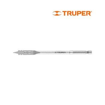 Broca Plana Truper 3/8 pulg