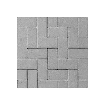 Adoquín Holland Mextile 10 x 20 x 6 cm Gris Plomo