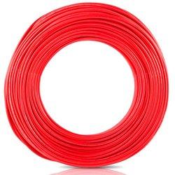 Cable THW Calibre 8 Rojo 100 m