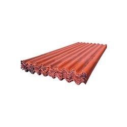 Lamina Cartón Roja 60 cm x 1.2 ml