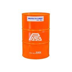 Membrana Curado Base Agua Pasa Protecto Curex Rojo 200 Lt