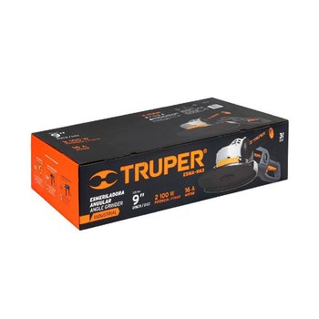 Esmeriladora Angular Industrial Truper 9 pulg 2000 W