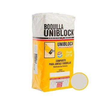 Boquilla con Arena marca Uniblock 10 kg Almendra