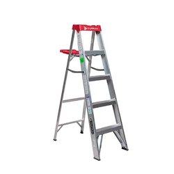 Escalera Tijera Cuprum Aluminio 5 Peldaños 90 k