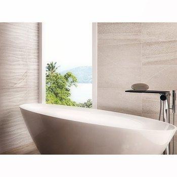 Muro Oslo Liso Daltile 30 x 60 cm White ZOO1