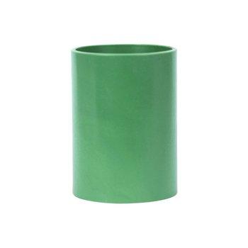 Cople Conduit PVC Ligero ¾ pulg Verde