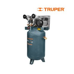 Compresor Vertical Truper 120 l Industrial 4 Hp