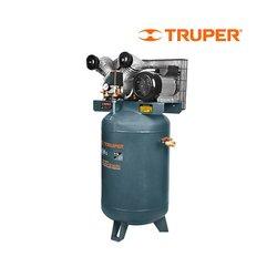 Compresor Vertical Truper 120 l Industrial 4 Hp