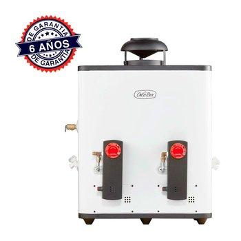 Calentador de Paso Calorex Rápida Recuperación Gas N 15 l