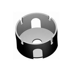 Cilindro Plástico Losa/Malla Casetón CM100 FTP 2.5 cm