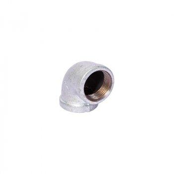 Codo Galvanizado 90 x 13 mm ½