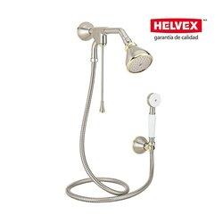 Regadera Manual Helvex Desviador Elegance RM-10-S/L
