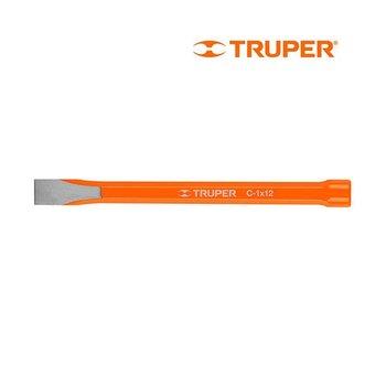 Cincel Truper ½ x 8 pulg