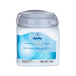 Pintura Vinil-Acrílica Dirt Fighter Extra Blanco gl