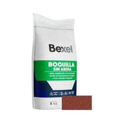 Boquilla sin Arena Azulejero Terracota 5 kg