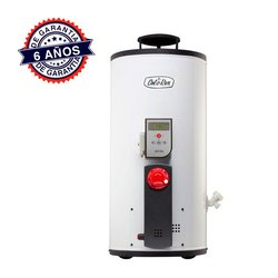 Calentador de Depósito Timer Calorex Gas Lp 38 l